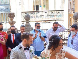 La boda de Cristina y Agustín 1