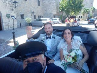 La boda de Cristina y Agustín