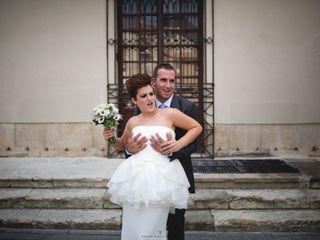 La boda de Claudia y Trino