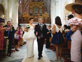 La boda de Claudia y Trino 2