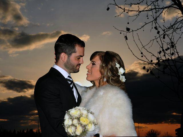La boda de Pedro y Casi en Mérida, Badajoz 1
