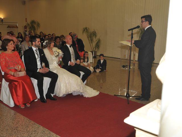 La boda de Pedro y Casi en Mérida, Badajoz 21