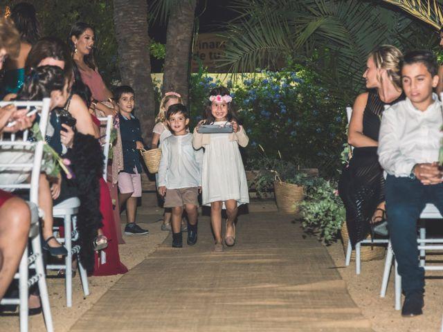 La boda de Oscar y Laura en San Juan De Alicante, Alicante 28
