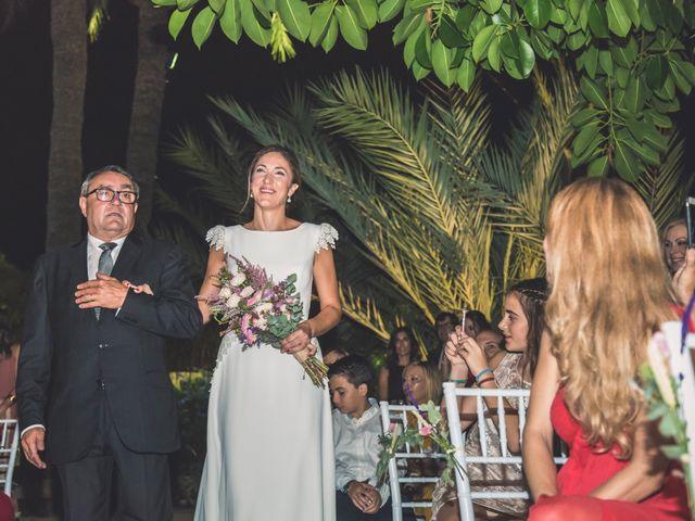 La boda de Oscar y Laura en San Juan De Alicante, Alicante 29