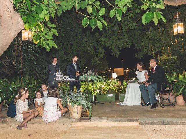 La boda de Oscar y Laura en San Juan De Alicante, Alicante 32
