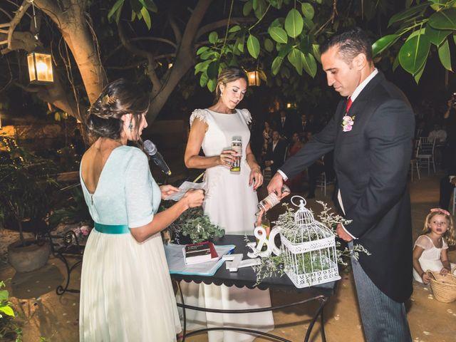 La boda de Oscar y Laura en San Juan De Alicante, Alicante 37