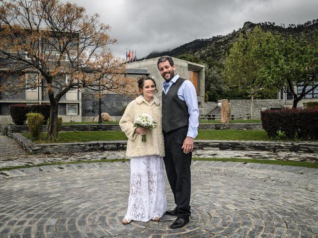 La boda de Julieta y Raúl