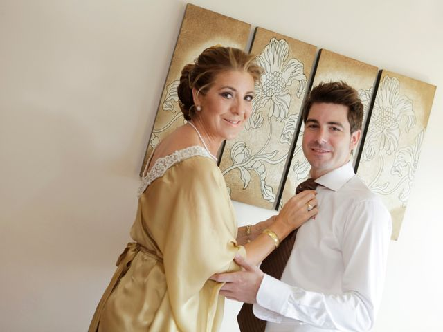 La boda de Carlos y Eva en Sevilla, Sevilla 1