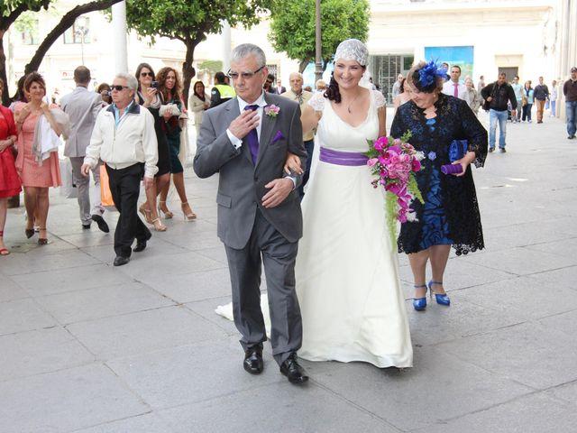 La boda de Carlos y Eva en Sevilla, Sevilla 9