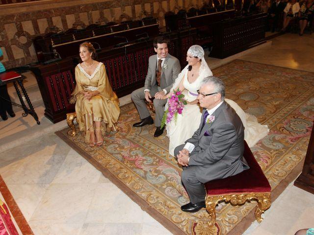 La boda de Carlos y Eva en Sevilla, Sevilla 10