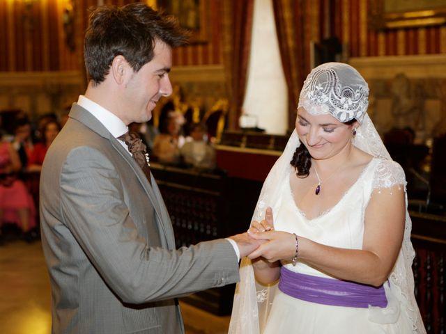 La boda de Carlos y Eva en Sevilla, Sevilla 11
