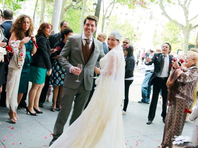 La boda de Carlos y Eva en Sevilla, Sevilla 12