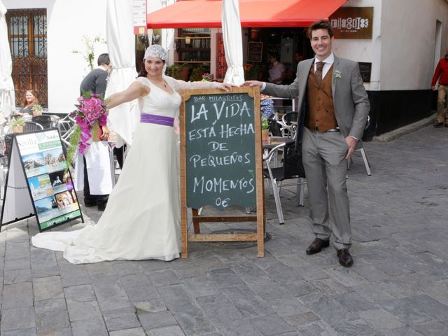 La boda de Carlos y Eva en Sevilla, Sevilla 14