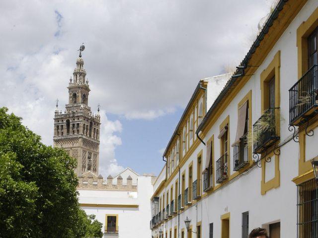 La boda de Carlos y Eva en Sevilla, Sevilla 16