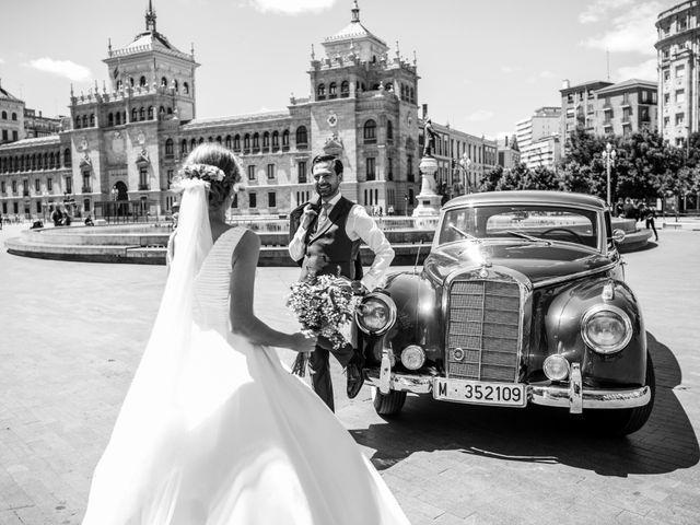 La boda de Pablo y Paloma en Valladolid, Valladolid 34