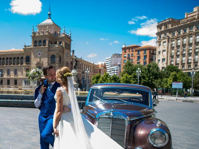 La boda de Pablo y Paloma en Valladolid, Valladolid 35