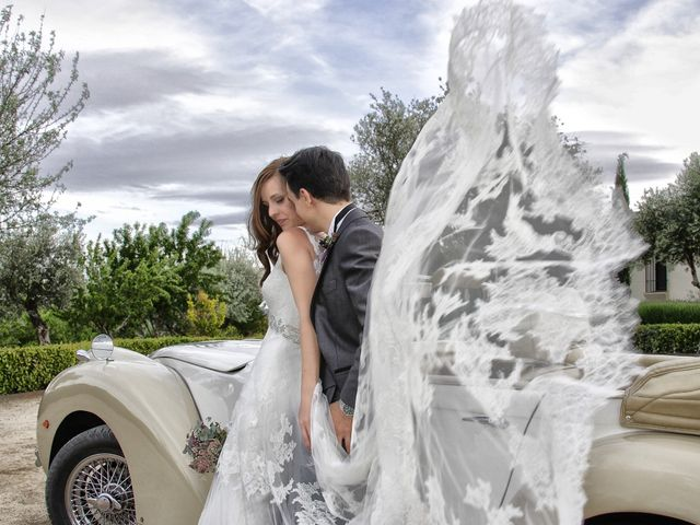 La boda de Antonio y Patricia en Aranjuez, Madrid 14