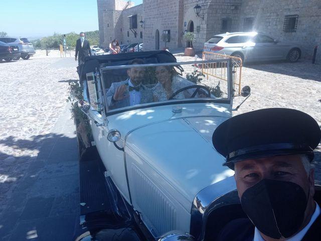La boda de Agustín y Cristina en Jaén, Jaén 1