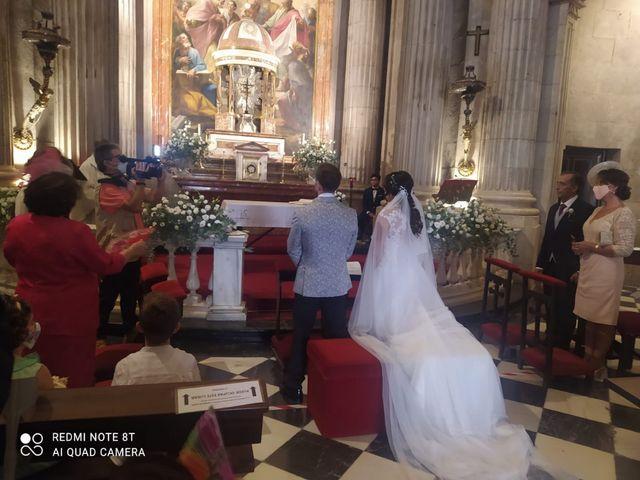 La boda de Agustín y Cristina en Jaén, Jaén 4