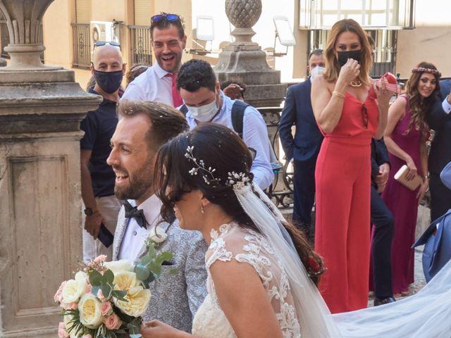 La boda de Agustín y Cristina en Jaén, Jaén 9