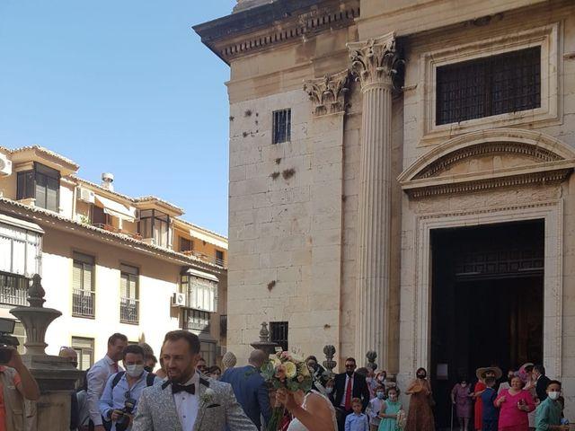 La boda de Agustín y Cristina en Jaén, Jaén 12