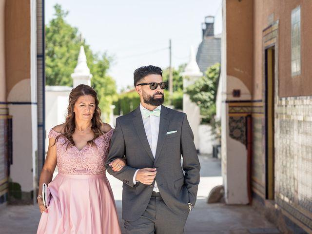 La boda de Jessica y Antonio en Otero De Herreros, Segovia 21