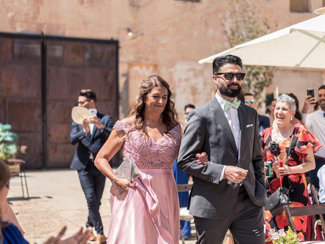 La boda de Jessica y Antonio en Otero De Herreros, Segovia 22