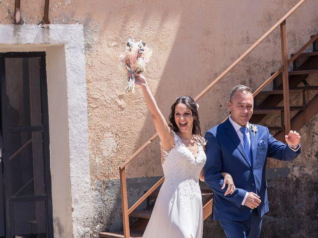 La boda de Jessica y Antonio en Otero De Herreros, Segovia 23