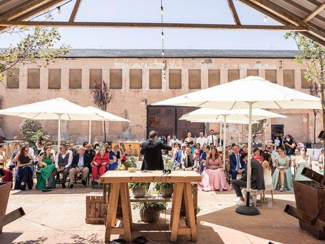 La boda de Jessica y Antonio en Otero De Herreros, Segovia 25