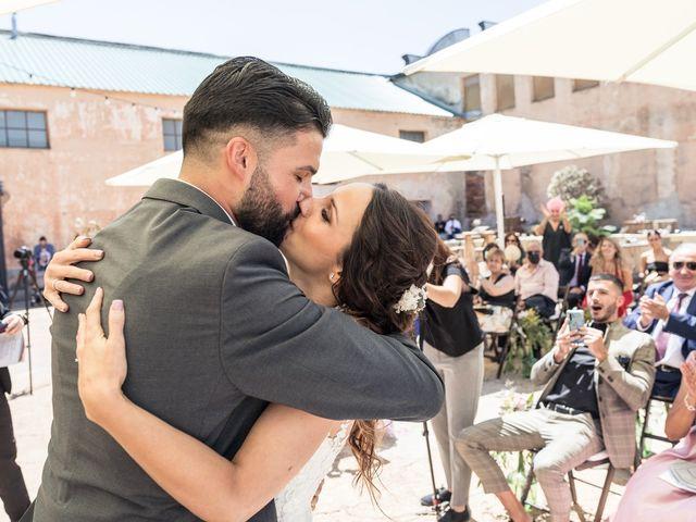 La boda de Jessica y Antonio en Otero De Herreros, Segovia 27