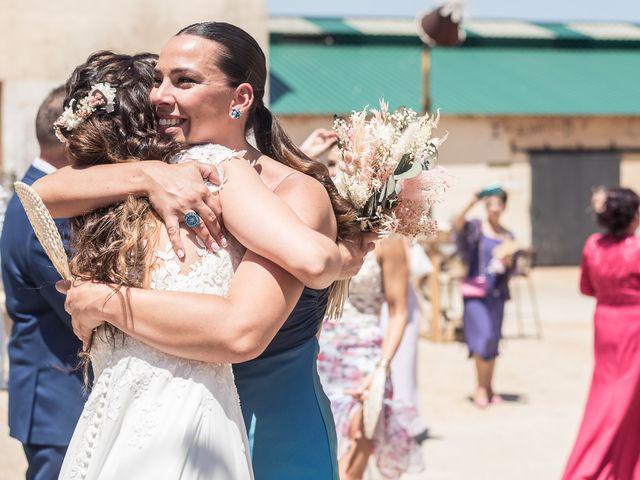 La boda de Jessica y Antonio en Otero De Herreros, Segovia 29