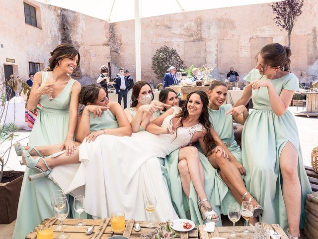 La boda de Jessica y Antonio en Otero De Herreros, Segovia 35