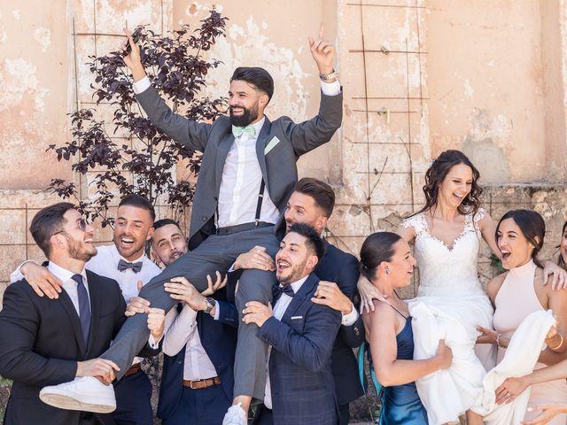 La boda de Jessica y Antonio en Otero De Herreros, Segovia 37