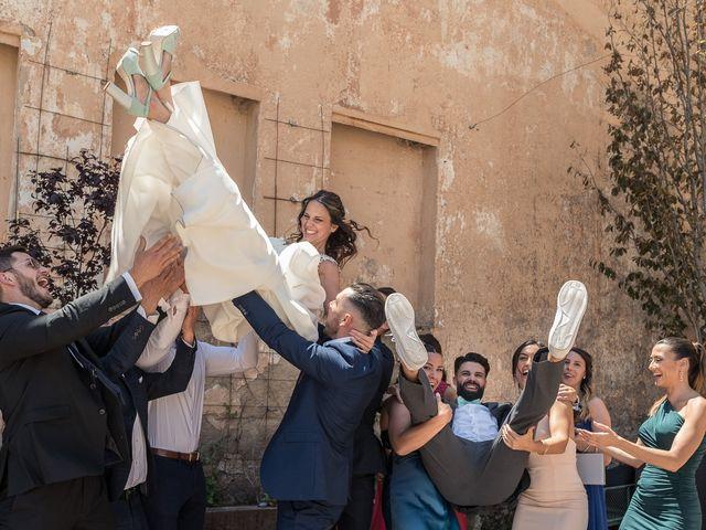 La boda de Jessica y Antonio en Otero De Herreros, Segovia 1