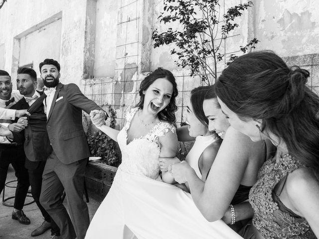 La boda de Jessica y Antonio en Otero De Herreros, Segovia 40
