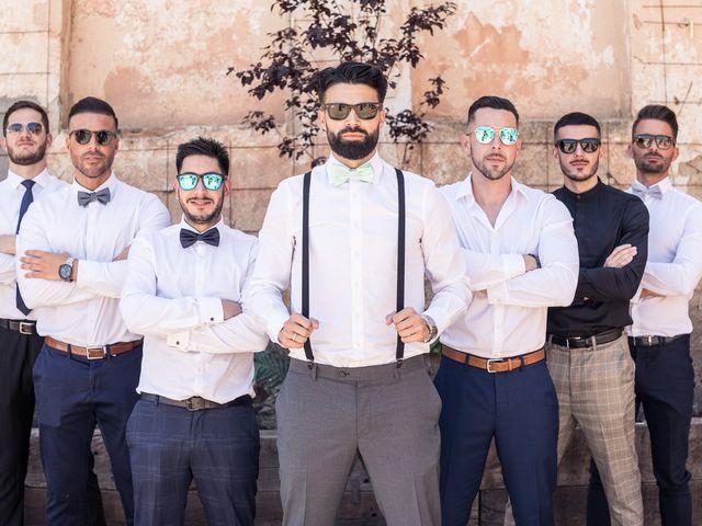 La boda de Jessica y Antonio en Otero De Herreros, Segovia 41