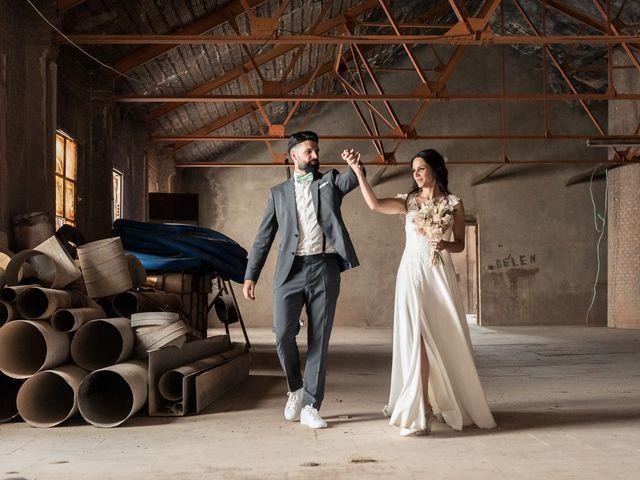 La boda de Jessica y Antonio en Otero De Herreros, Segovia 45