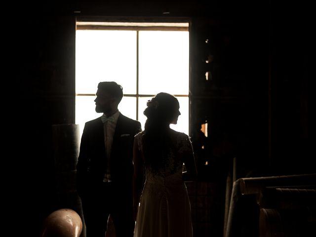 La boda de Antonio y Jessica