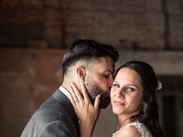 La boda de Jessica y Antonio en Otero De Herreros, Segovia 47