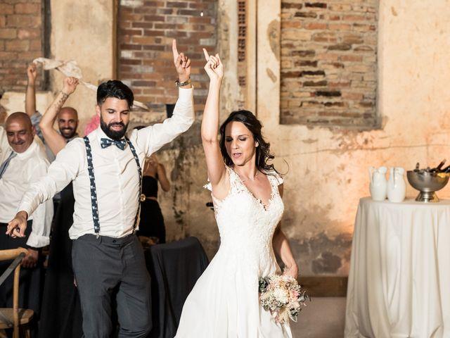 La boda de Jessica y Antonio en Otero De Herreros, Segovia 50