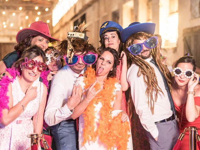 La boda de Jessica y Antonio en Otero De Herreros, Segovia 56