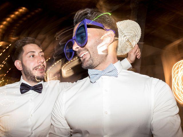 La boda de Jessica y Antonio en Otero De Herreros, Segovia 57