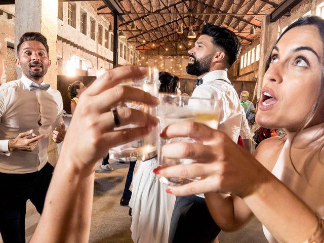 La boda de Jessica y Antonio en Otero De Herreros, Segovia 59