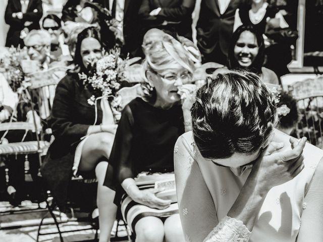 La boda de Roberto y Milagros en Torrelodones, Madrid 24
