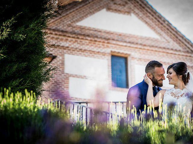 La boda de Tania y Sergio