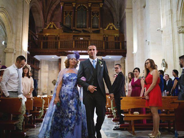 La boda de Trino y Claudia en Los Ramos, Murcia 6