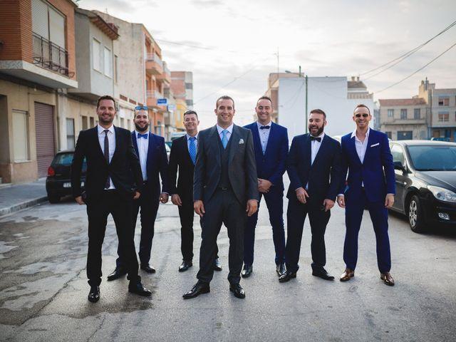 La boda de Trino y Claudia en Los Ramos, Murcia 9