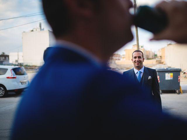 La boda de Trino y Claudia en Los Ramos, Murcia 10