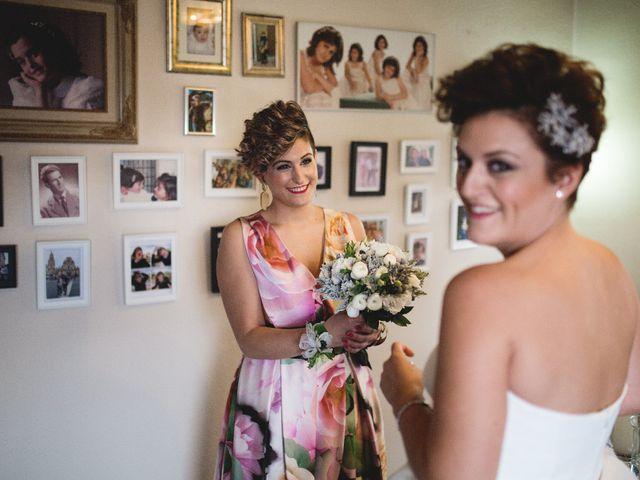 La boda de Trino y Claudia en Los Ramos, Murcia 12