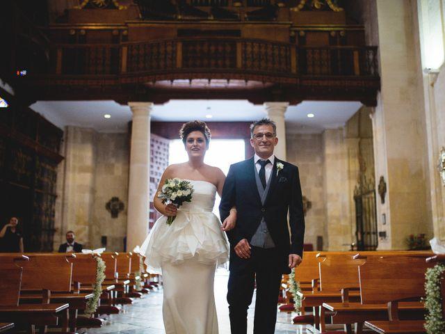La boda de Trino y Claudia en Los Ramos, Murcia 14